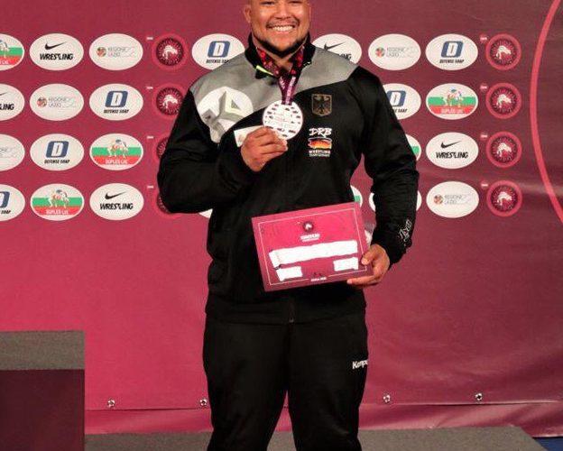Gas Solution Athlet Jello Krahmer holt Bronze bei EM