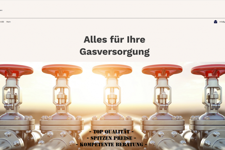 Gas Solution eröffnet Online Shop