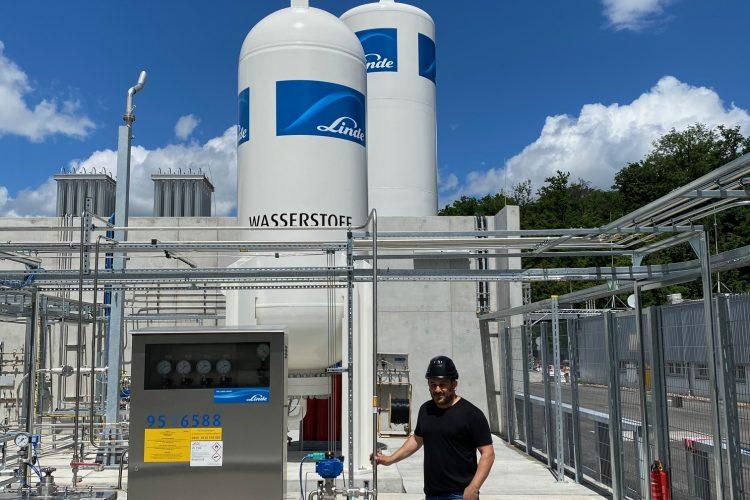 Weiterer erfolgreicher Projektabschluss für den Energieträger der Zukunft – Wasserstoff